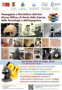 Museo diffuso di storia della scienza e delle tecnologia di Montefiore dell'Aso